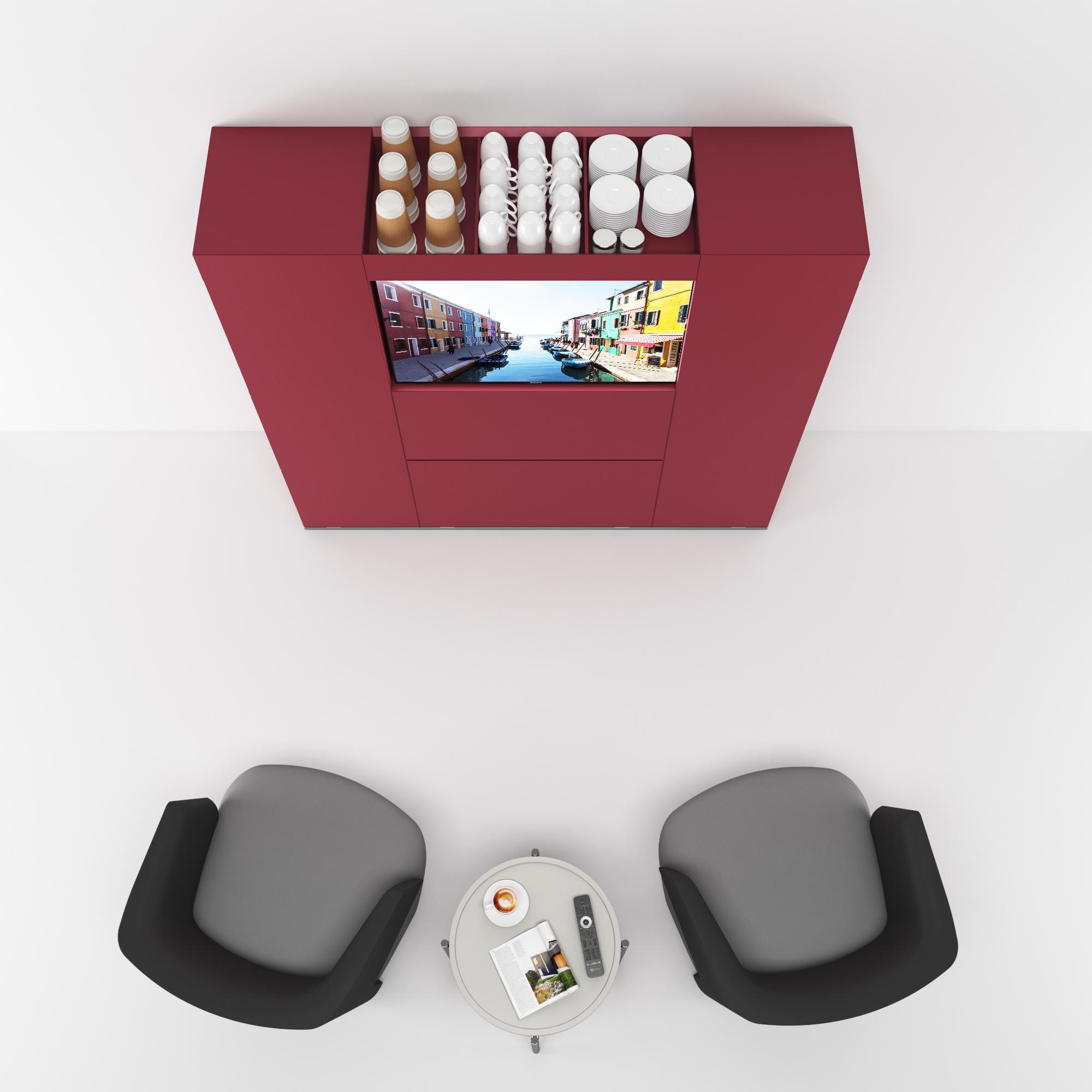 03_Estel_Coffice_Isole H 150_Isola Lounge