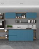 02G_Estel_Le case Italiane_Cucina Wiwa_Buffet_Banco a parete