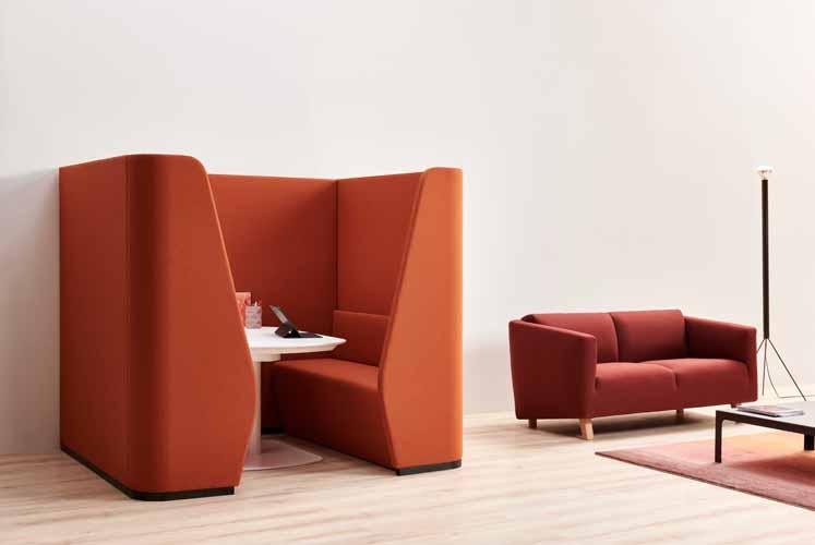 Chat sofa